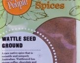 wattle seed ground