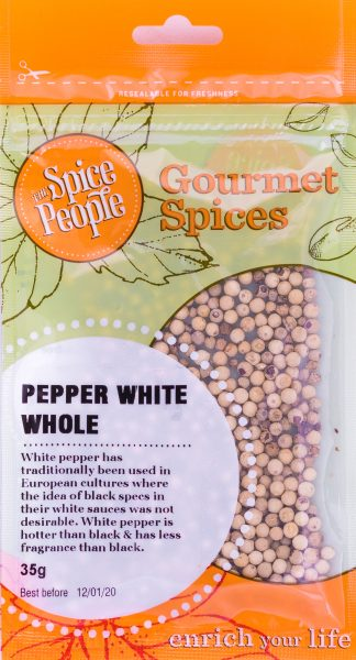 pepper white whole