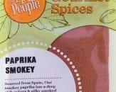 paprika smokey