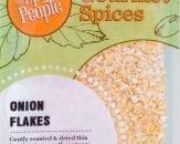 onion flakes