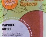 paprika sweet