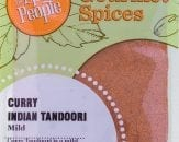 curry indian tandoori