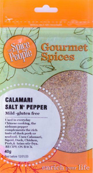 calamari salt and pepper