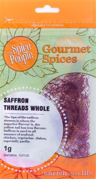 saffron threads whole