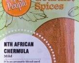 north african chermula