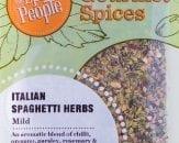 italian spaghetti herbs