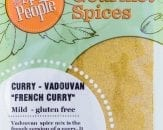 french vadouvan curry