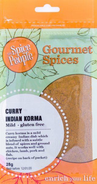 curry indian korma