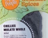 chilli mulato whole