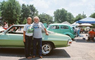 Spot Light Car Show, Wingo KY, Owned By: Louie and Kathy Henson