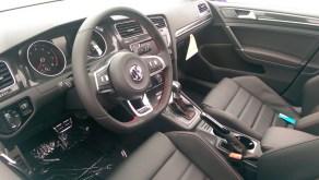 2014-2015 VW Golf GTI - Interior