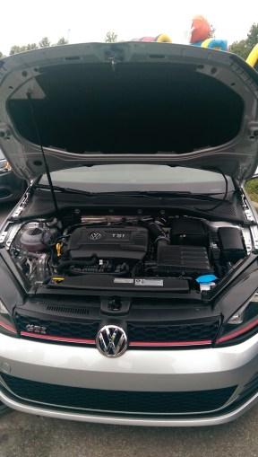 2014-2015 VW Golf GTI - Engine