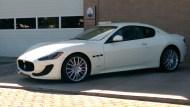 Beautiful Maserati Gran Turismo - Maserati of Nashville