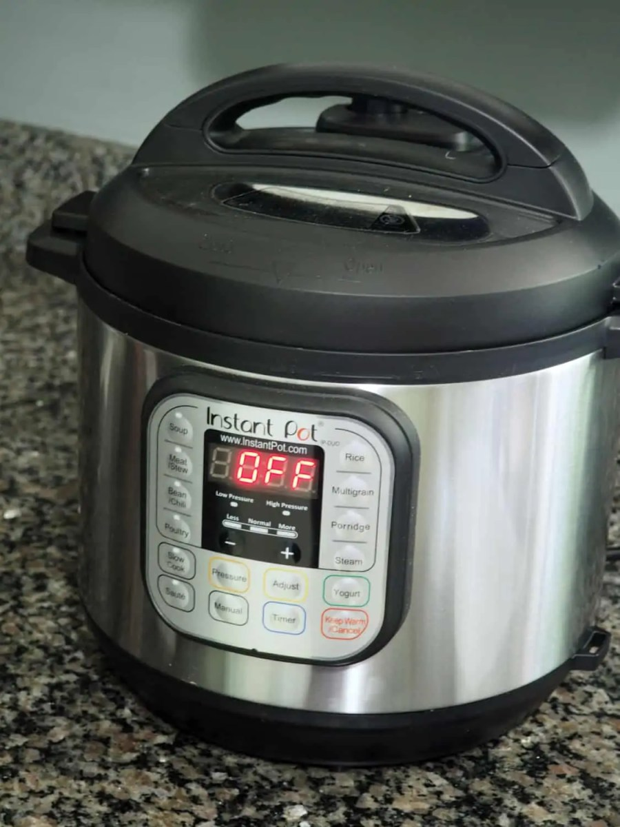 I've had my instant pot for two days now and I've made two meals in it! My favorite part? It has taken less than a hour and a half for very labor intensive crockpot recipes combined. I love it! | via The Spirited Violet