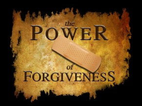 Whom Does Forgiveness Ultimately Benefit?