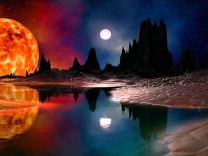 3D-Color-Planet