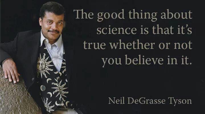 Ciencia es verdad