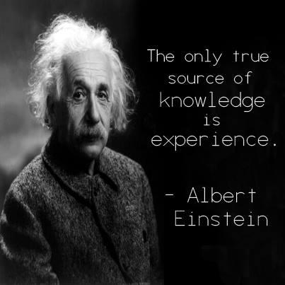 Experiencia Einstein