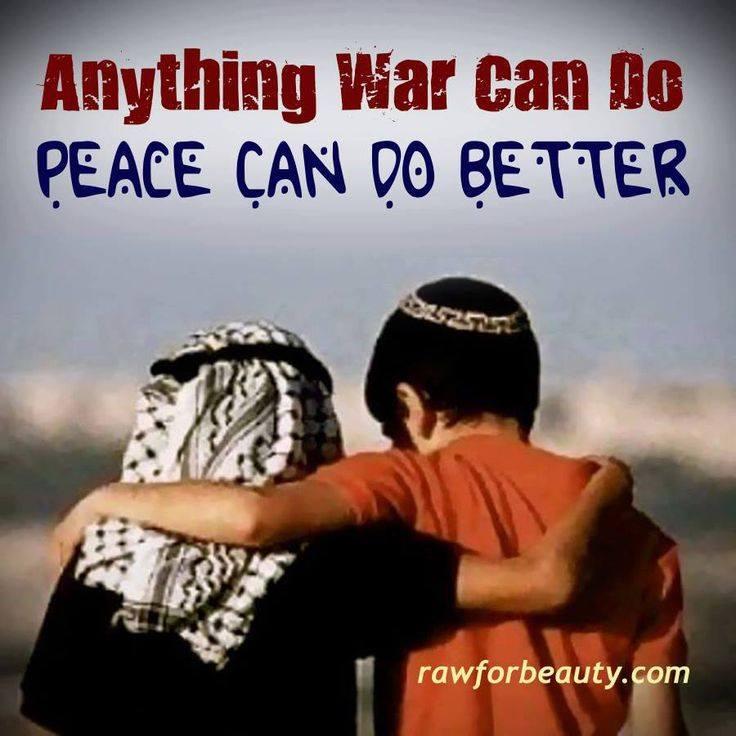Peace do better