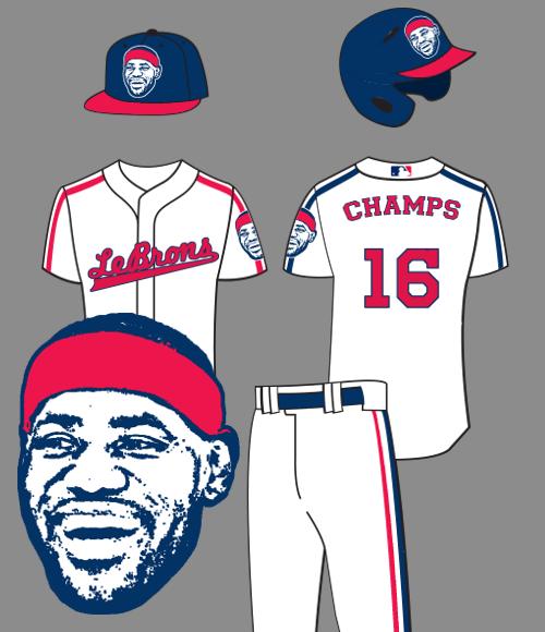ClevelandLeBronsBaseball
