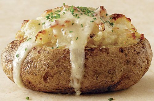 Ways to Make Awesome Baked Potatoes
