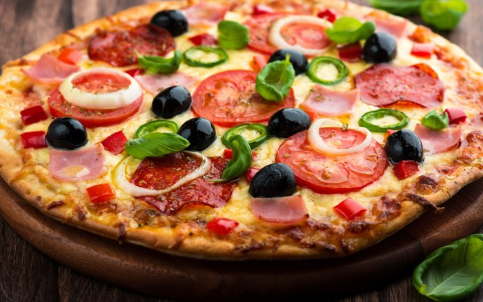 Pizza Without an Oven