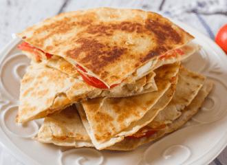 Ways To Make A Quesadilla