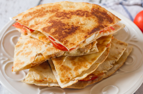 Ways To Make A Quesadilla