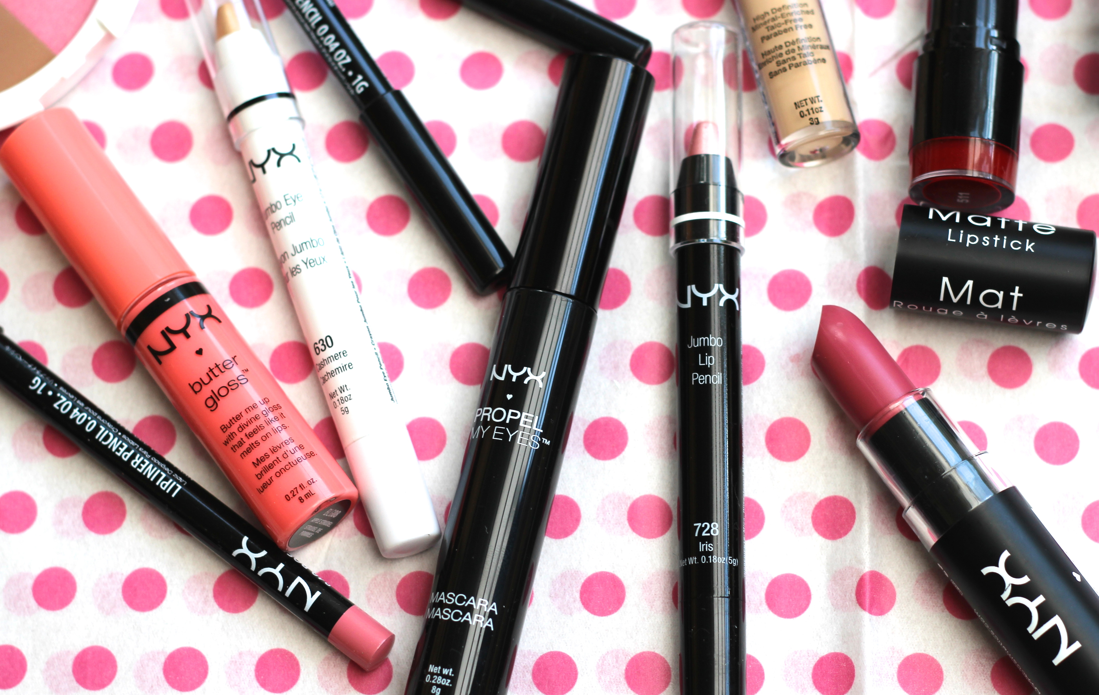 NYX-Makeup-Products