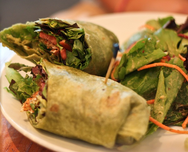 How to Make Subway's Veggie Wrap at Home?