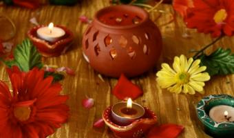 7 Best Diwali Decoration Ideas For Office And Work Places
