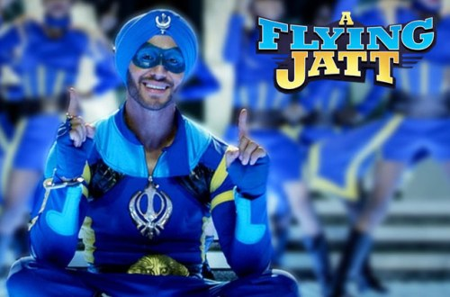 Meet Desi Super Hero - Flying Jatt