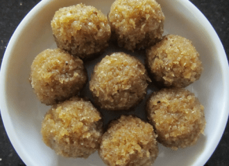 Laddu For This Diwali