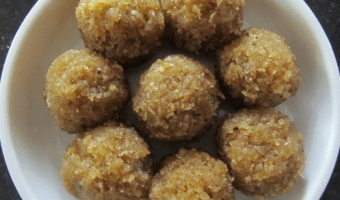 10 Different Types of Laddu For This Diwali