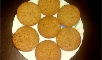 Organic Millets Cookies – Easy Recipe
