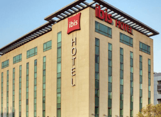 Hotel Ibis at Mumbai Airport