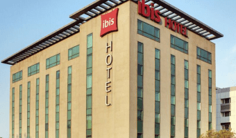 Hotel Ibis at Mumbai Airport Is a Decent Five Star Hotel for Frequent Business Travelers