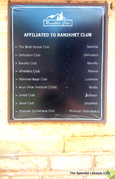 ranikhet-club