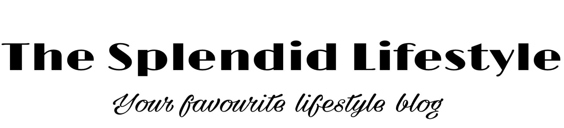 The Splendid Lifestyle – TSL