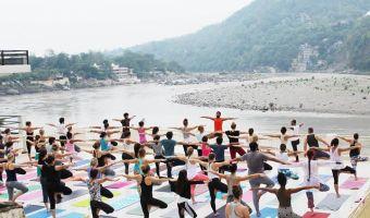 21 Transformational Days in Rishikesh India