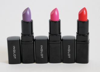 5 Best Inglot Lipsticks