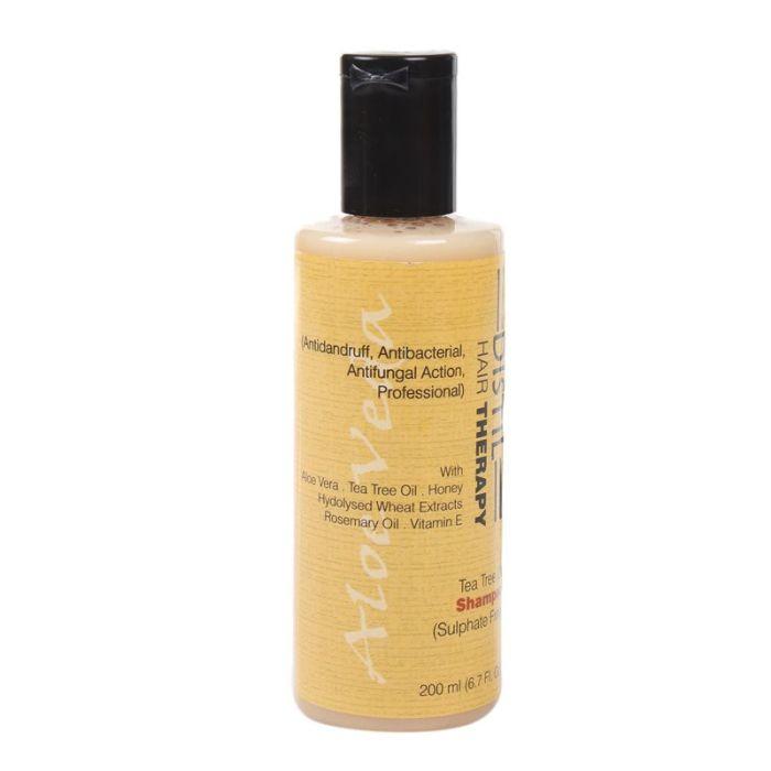 Aloe Veda Hair Therapy Tea Tree Oil Shampoo Sulphate free