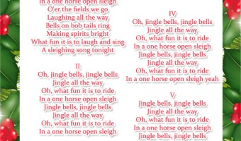 7 Most Popular Christmas Carols