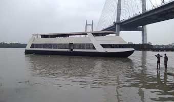 Alaknanda – The Luxury Cruise Liner in India