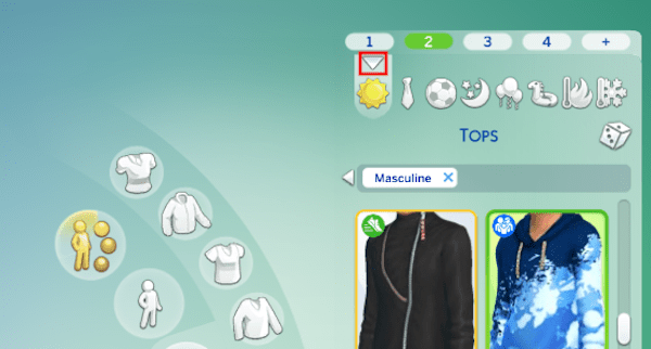 How to add new outfit to a Sim