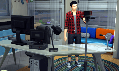 """What's Simlish for """"Like, Click, and Subscribe""""?"""
