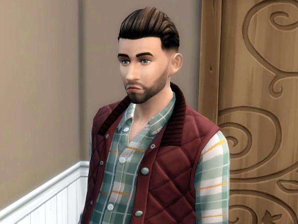 Thomas Watson The Sims 4
