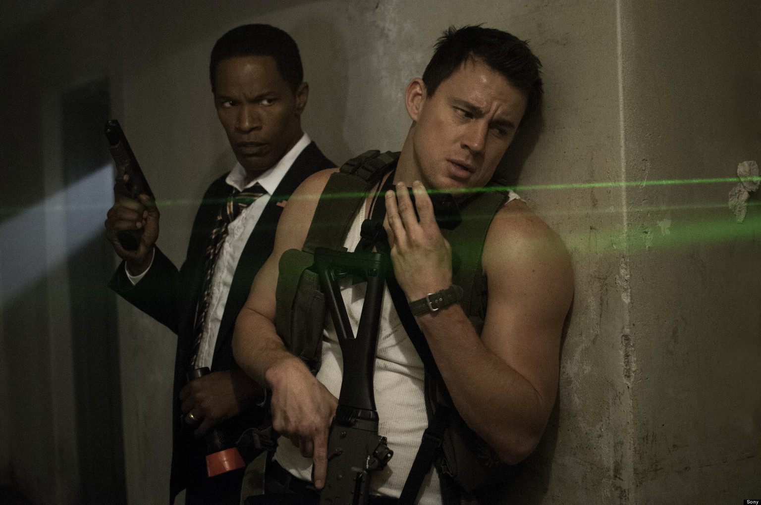 White House Down a review  thesplitscreen