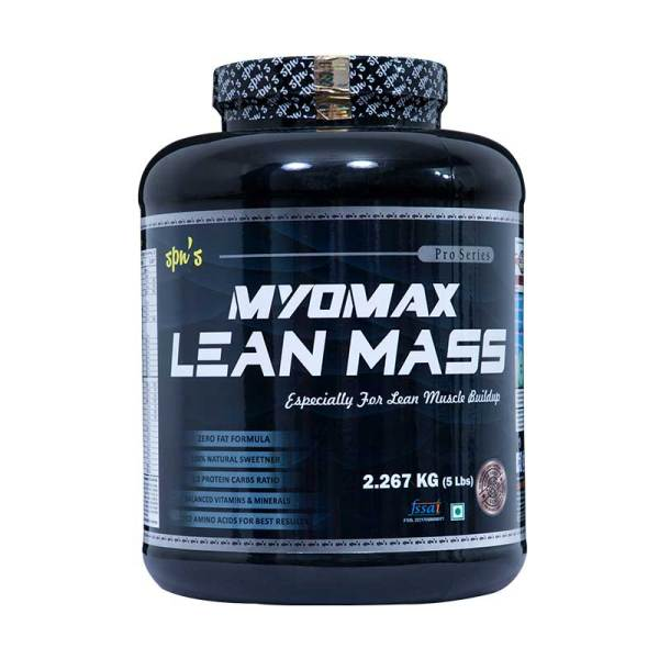 Sam Prolife Nutrition Myo Max lean Mass