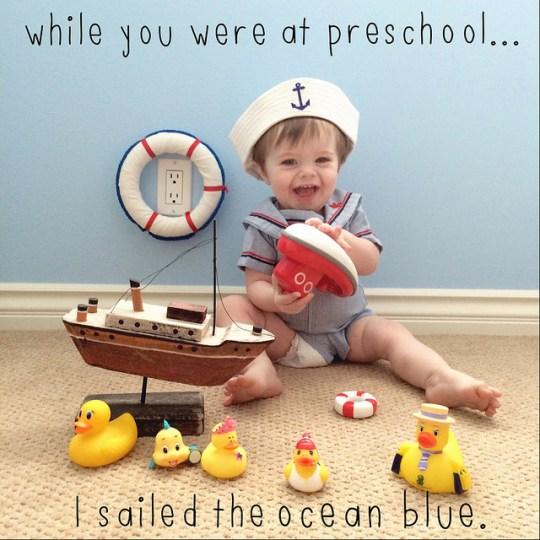 sailor james